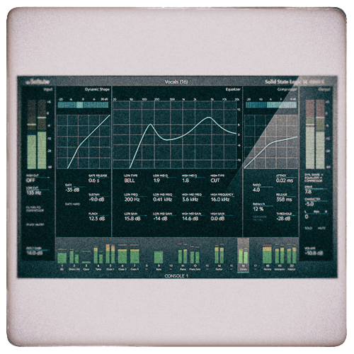 Softube Console 1 MKII + plugin SSL4000