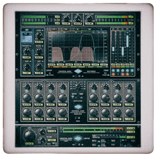 UAD - Precision Mastering Bundle
